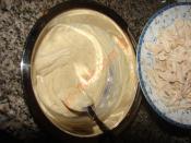 Körili Tavuk Salatası