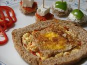 Ekmek İçi Yağda Yumurta
