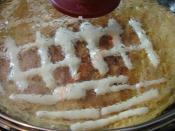 Kremalı Patatesli Omlet