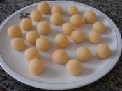 Lokum Topları (Hindistan Cevizli, Yeşil Toz Fıstıklı)