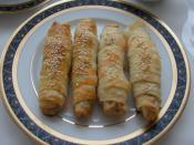 Çıtır Börek (Peynirli)
