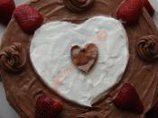 Dondurmalı Kağıt Helva Pastası