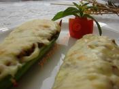 Kabak Sandal Kebabı