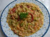 Menemen Recipe (Turkish Cuisine)