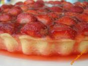 Strawberry Jelly Cake Recipe