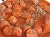 Sausages With Tomato Sauce Recipe