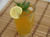 Lemon Iced Tea Recipe