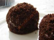 Mini Köstebek Pastalar