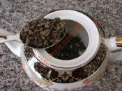 Şeftalili Ice Tea (Yeşil Çaylı)