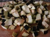 Zeytinyağlı Patlıcan