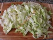 Göbekli Tavuk Salatası (Dukan Usulü)