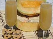 Melon Juice Recipe