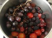 Kırmızı Meyve Şöleni