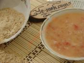 Nohutlu Tarhana Çorbası (Toz Köy Tarhanası)