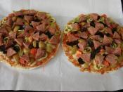 Bazlamadan Pizza