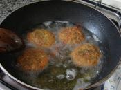 Közlenmiş Patlıcan Köftesi (Kıymasız)