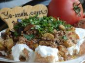 Patlıcan Tiridi (Konya Usulü)