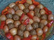 Soğan Kebabı (Gaziantep)