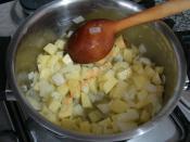 Bezelye Çorbası