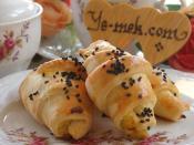 Patatesli Rulo Çörek