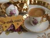Turkish Coffee With Milk Recipe