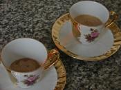 Sütlü Türk Kahvesi