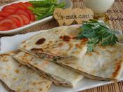 Yalancı Etli Ekmek (Kastamonu Yöresi)