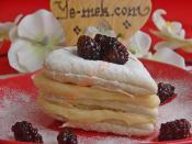 Kalpli Milföy Pasta