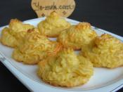 Pofuduk Patates Püresi (Düşes Patates)