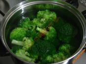 Kremalı Brokolili Makarna