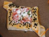 Peynirli Milföy Böreği