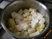 Yer Elması Çorbası