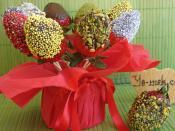 Strawberry Chocolate Bouquet Recipe
