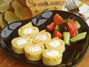 Cheese And Leek Pancakes Recipe