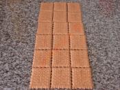 Bisküvili Piramit Pasta
