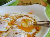 Çılbır (Yoğurtlu Yumurta)