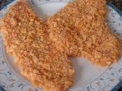 Mısır Gevrekli Tavuk Şinitzel
