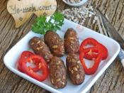 Meatballs With Sunflower Seeds Recipe