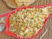 Çin Salatası (Pirinç Salatası)