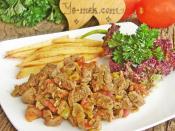 "Shepherd""s Kebab Recipe"