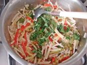 Pasta With Vegetables Recipe