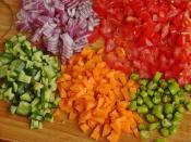 Havuçlu Çoban Salatası