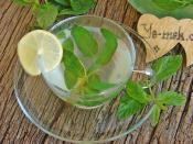 Nane Limon Çayı