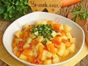 Potatoes With Olive Oil Recipe