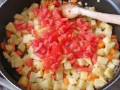 Patates Pilaki