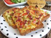 Bayat Ekmek Pizzası Tarifi Nasıl Yapılır Resimli Yemek Tarifleri