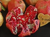 How To Peel Pomegranate With Water Method