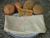 Potato Triangle Shaped Pastry Recipe