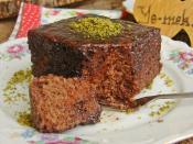 Wet Cake Recipe