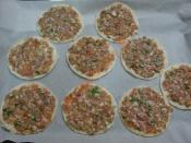 Mini Lahmacun Recipe